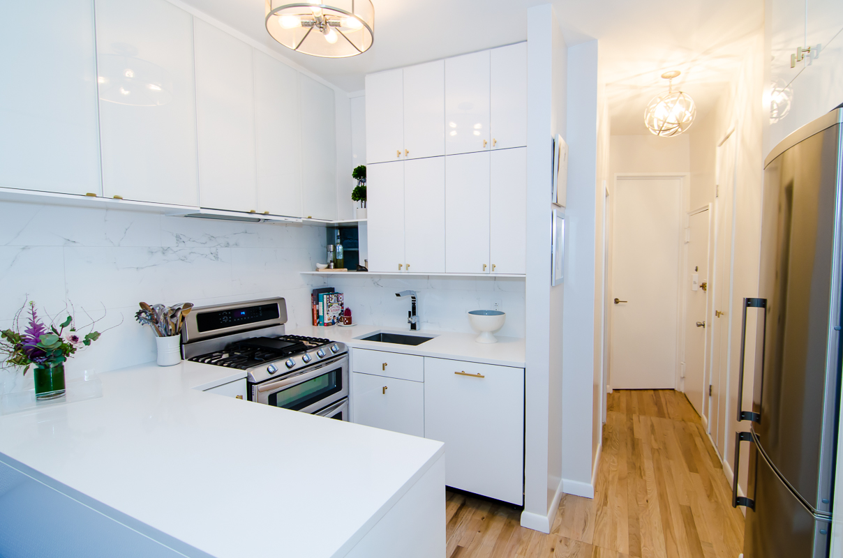 what i learned from renovating a nyc kitchen la vie partagee source laviepartagee com