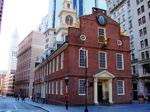 Weekend Unexplored: Boston's Freedom Trail Through the ...