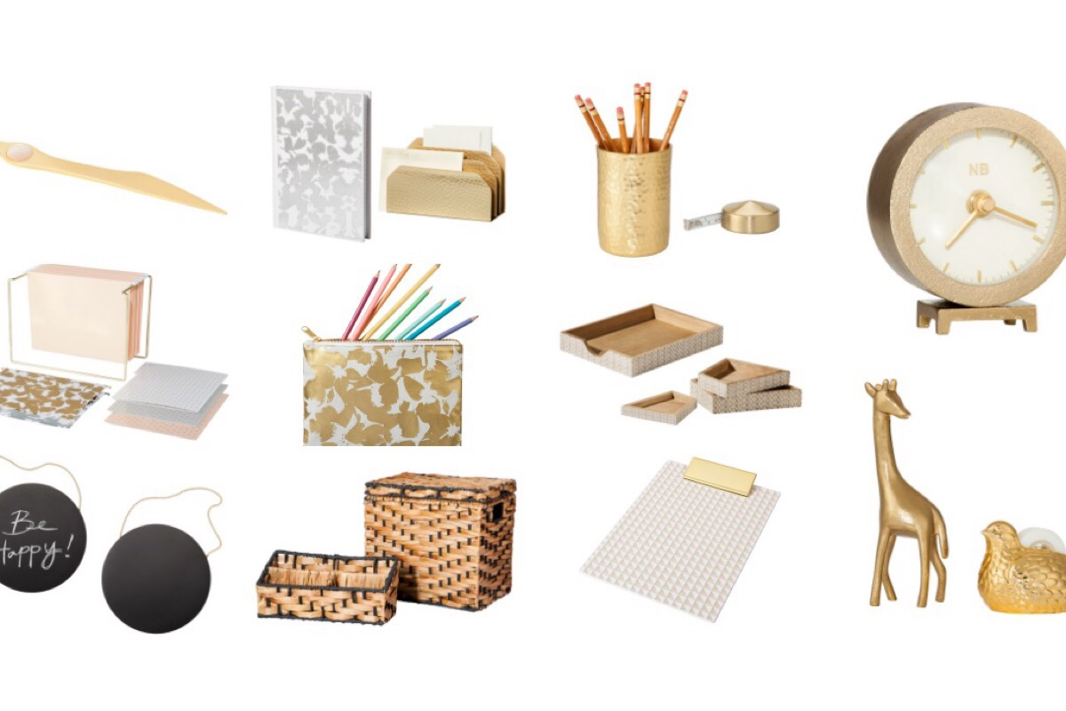best of target: nate berkus affordable office decor | la vie partagée