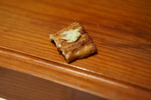 grilled sea eel
